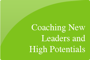 Coaching New Leaders and High Potentials